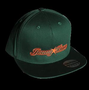 Snapback green