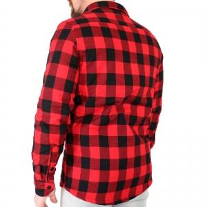 Squarejacket red