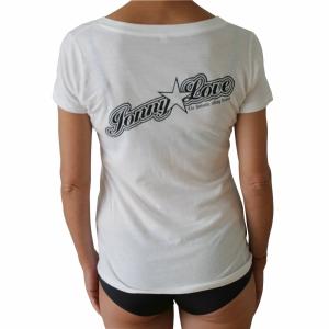 T-Shirt weiss bsp